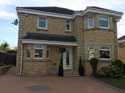 Detached House For Sale  Shotts Lanarkshire ML7