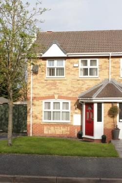 Detached House For Sale  PRENTON Merseyside CH43