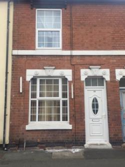 Terraced House For Sale  Wolverhampton Staffordshire WV10