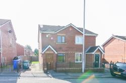 Detached House For Sale  Manchester Greater Manchester M8