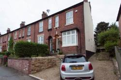 Terraced House For Sale  Stockport Cheshire SK12