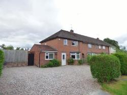 Terraced House For Sale  Christleton Cheshire CH3