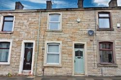 Terraced House For Sale  Burnley Lancashire BB12