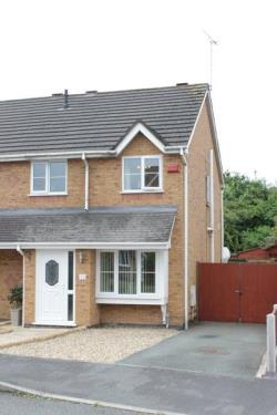 Detached House For Sale  Broughton Flintshire CH4