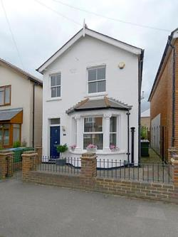 Detached House For Sale  Weybridge Surrey KT13