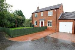 Detached House For Sale  Thorpe Willoughby East Riding of Yorkshire YO8