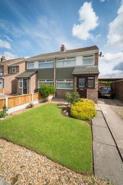 Detached House For Sale  Ellesmere Port Cheshire CH66