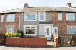 Terraced House For Sale  Newbiggin-by-the-Sea Northumberland NE64