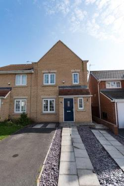 Detached House For Sale  Wingate Durham TS28
