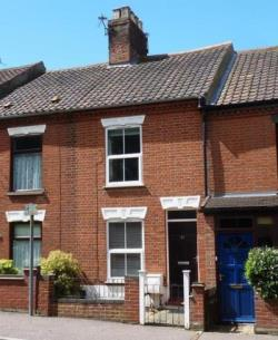 Terraced House To Let  Norwich Norfolk NR1