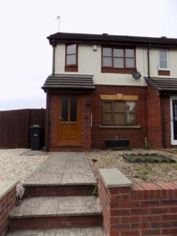End Terrace House To Let  HALESOWEN West Midlands B63