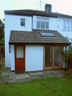 Semi Detached House To Let  Cardiff Glamorgan CF5