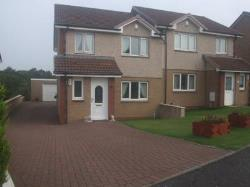 Semi Detached House For Sale  Lesmahagow Lanarkshire ML11