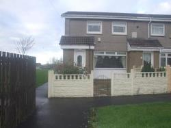End Terrace House To Let  Newarthill Lanarkshire ML1