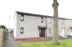 End Terrace House To Let  Motherwell Lanarkshire ML1