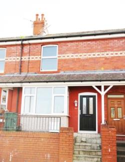 Terraced House To Let  Colwyn Bay Conwy LL29