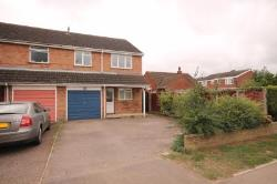 Semi Detached House For Sale  Marston Moretaine Bedfordshire MK43
