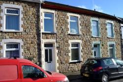 Terraced House To Let  Ebbw Vale Gwent NP23