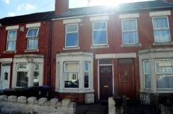 Terraced House For Sale  Foleshill West Midlands CV6
