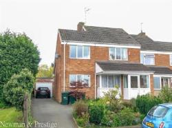 Semi Detached House For Sale  Stivichall West Midlands CV3