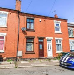 Terraced House For Sale Foleshill Coventry West Midlands CV6