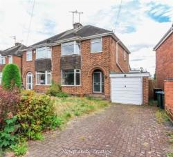 Semi Detached House For Sale Eastern Green Coventry West Midlands CV5