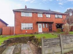 Semi Detached House For Sale  Breightmet Greater Manchester BL2