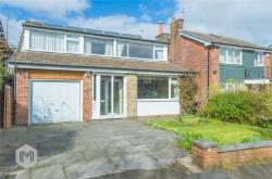 Detached House For Sale  Heaton Greater Manchester BL1