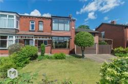 Semi Detached House For Sale  Heaton Greater Manchester BL1