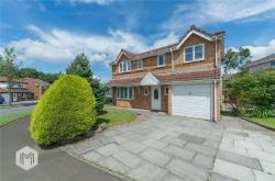 Detached House For Sale  Middle Hulton Greater Manchester BL3