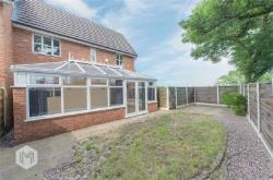 Semi Detached House For Sale  Middle Hulton Greater Manchester BL3