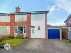 Semi Detached House For Sale  Bradshaw Greater Manchester BL2