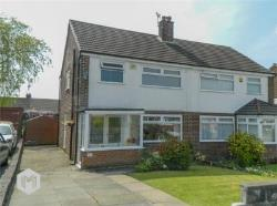 Semi Detached House For Sale  Harwood Greater Manchester BL2