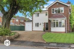 Detached House For Sale  Egerton Greater Manchester BL7