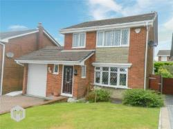 Detached House For Sale  Harwood Greater Manchester BL2
