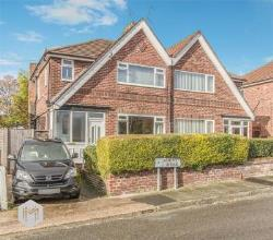 Semi Detached House For Sale  Salford, Greater Manchester Greater Manchester M6