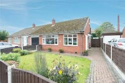 Semi - Detached Bungalow For Sale  Stoneclough, Radcliffe Greater Manchester M26