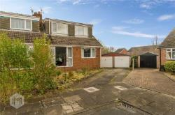 Semi Detached House For Sale  Bury Greater Manchester BL9