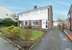 Semi Detached House For Sale  Rochdale Greater Manchester OL12