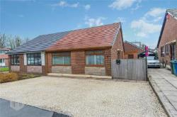 Semi - Detached Bungalow For Sale  Radcliffe Greater Manchester M26