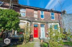 Terraced House For Sale  Bury Greater Manchester BL8