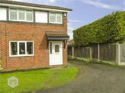 Semi Detached House For Sale  Bury Greater Manchester BL8