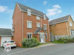 Detached House For Sale  Radcliffe Greater Manchester M26
