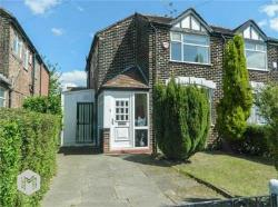 Semi Detached House For Sale  Prestwich Greater Manchester M25