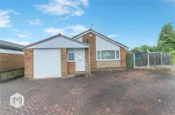 Detached Bungalow For Sale  Bury Greater Manchester BL8