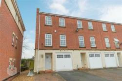 Terraced House For Sale  Bury, Lancashire Greater Manchester BL9