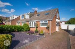 Detached House For Sale  Bury Greater Manchester BL9