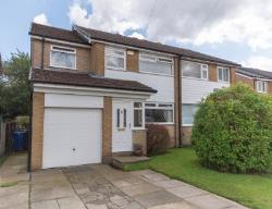 Semi Detached House For Sale  Lowercroft, Bury Greater Manchester BL8