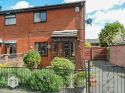 Semi Detached House For Sale  Lancs Greater Manchester BL9