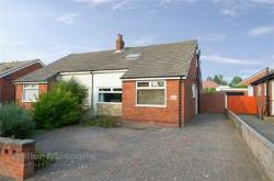 Semi - Detached Bungalow For Sale  Chorley Lancashire PR7